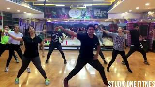 Skales - Shake Body - Studio One Fitness Official Choreography By ANSHU TIWARI.