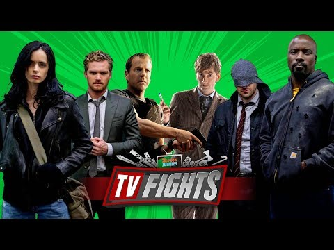 Which TV Character Should Join The Defenders? - TV Fights