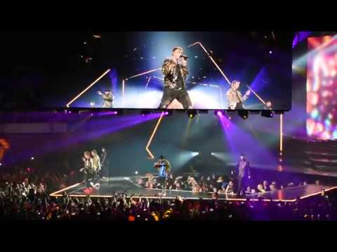 Backstreet Boys - All I Have To Give [Live At Lisbon DNA World Tour 2019]