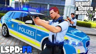 GTA 5 LSPD:FR - SCHIESSEREI mit SECURITY! - Deutsch - Polizei Mod #67 Grand Theft Auto V