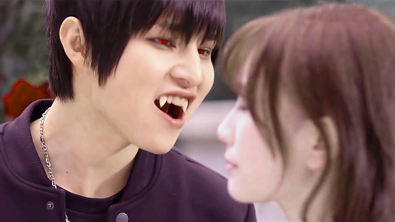 Vampire Love Story ???? Chinese Korean Mix Hindi Songs ???? Sanam Re | Simmering Senses ????