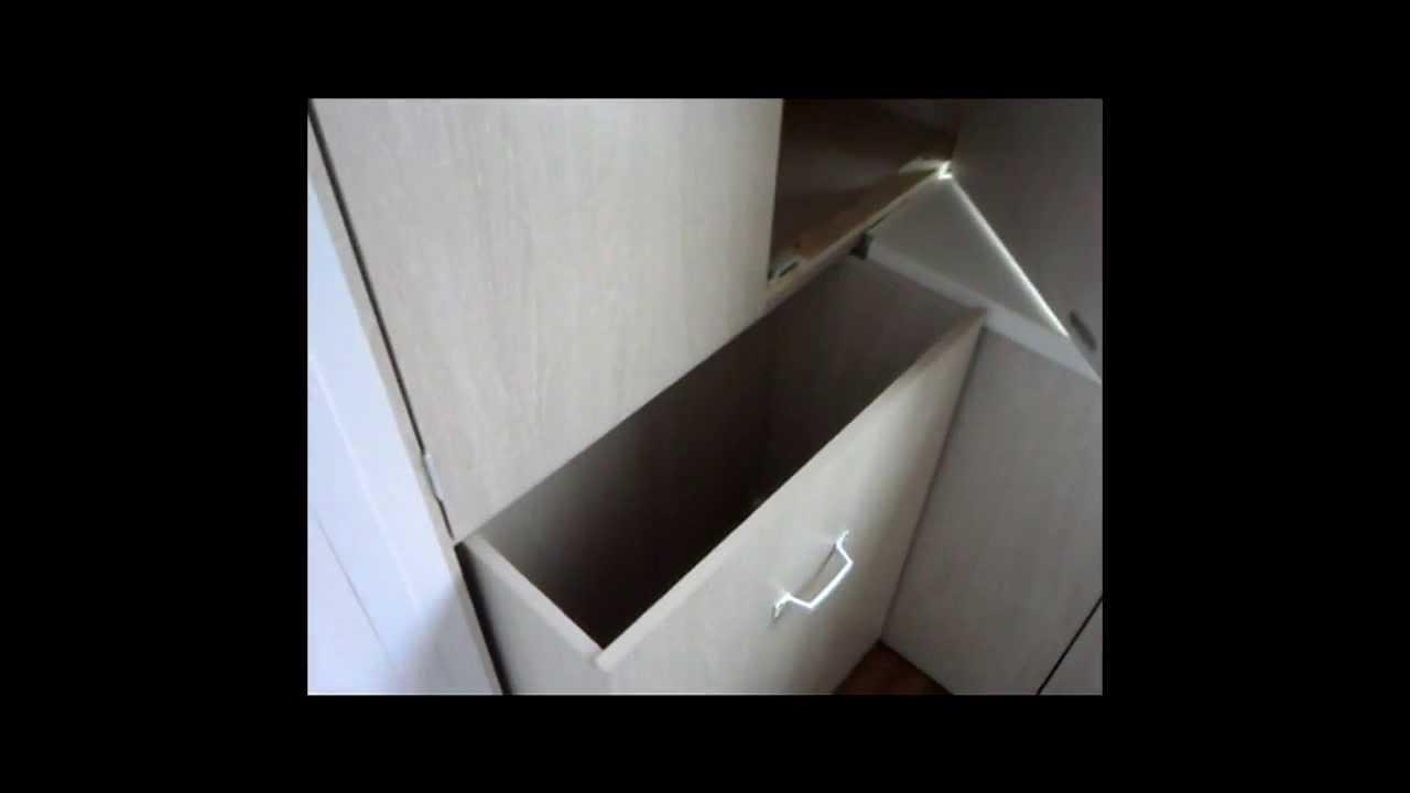 Максимус окна - встроенная мебель на балконе - youtube.