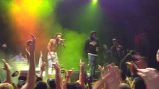 Wiz Khalifa - Roll Up (Live @ O2 Academy, Glasgow, UK 25/09/13) full HD