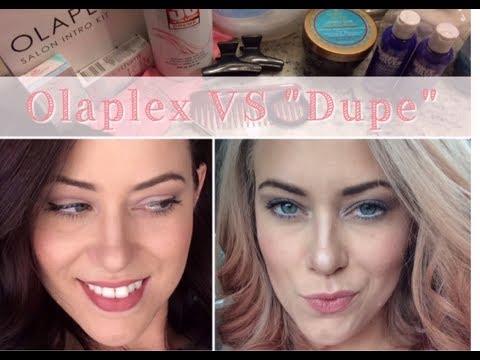 DIY Blonde Hair Transformation | Olaplex | Rose Gold | Sally's dupe