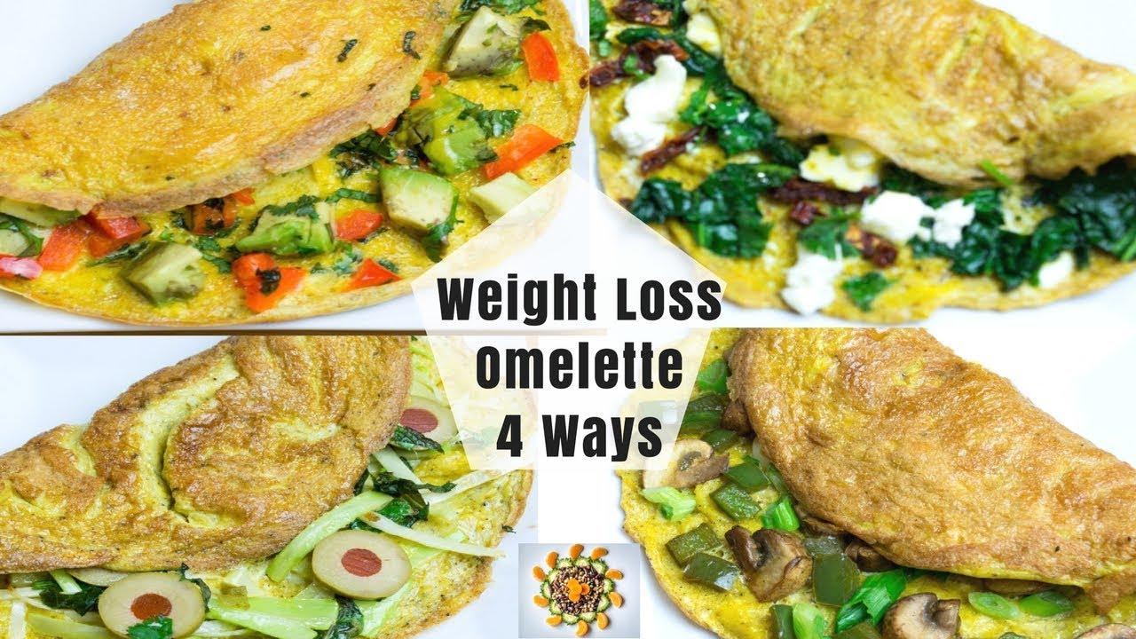diéta omelette