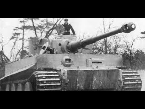 World of Tanks Tiger 1 Review - YouTube