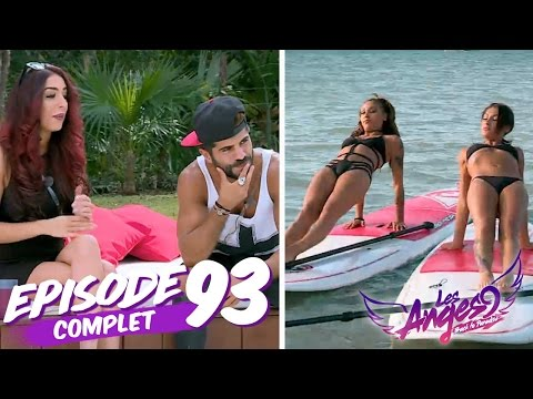 💸 Les Anges 9  (Replay) - Episode  93 :  Thomas dit tout à Emilie ? / Séance de Yoga