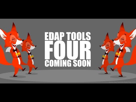 EDAP Tools v.4.0 coming soon in 2018!