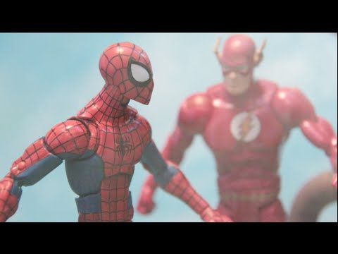 """Justice Assembled: A DGDX Animation""- Episode 12 Marvel / DC Stop Motion *HD*"