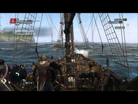 Rasmus er pirat (asassin´t creed black flag) episode 9