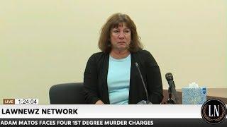Adam Matos Trial Day 1 Part 1 Linda Thomas Testifies 11/03/17