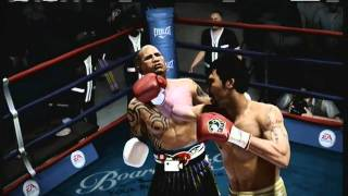Fight Night Champion Demo Gameplay 1 Xbox 360