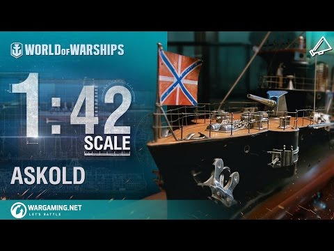 World of Warships - 1:42 Scale: Askold