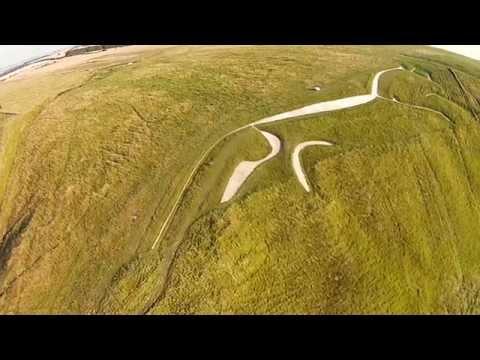 Uffington White Horse and Dragon Hill