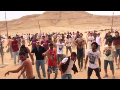 Sanga - Magic Mizrahi Live In Israel @ Gila's Family - Negev Desert