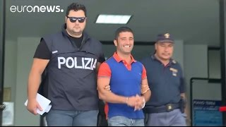 Italian police have made a dozen arrests in connection with abetting the ndrangheta, mafia-style criminal organization centered calabria region.overal...