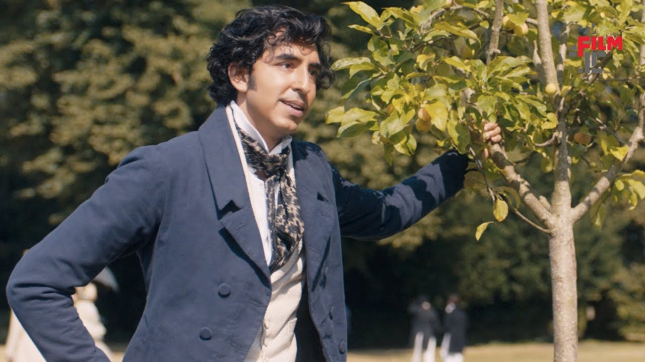 When the costumes from The Personal History of David Copperfield were too bright, unlike Victorian outfits.