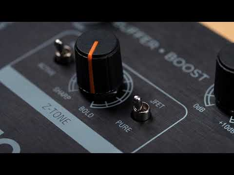 Z-TONE Buffer Boost - Overview
