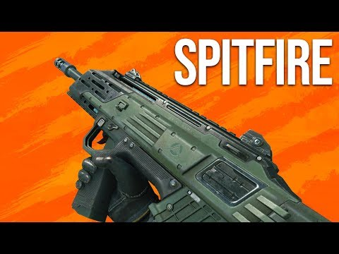 Black Ops 4 In Depth: Spitfire SMG (& Wildfire Operator Mod)