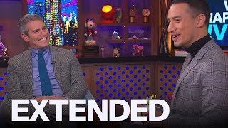 Andy Cohen Talks Nicole Kidman Shade, Kathy Griffin, Mariah Carey | EXTENDED