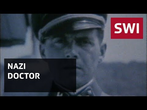 The Swiss return of Nazi 'Angel of Death' Josef Mengele