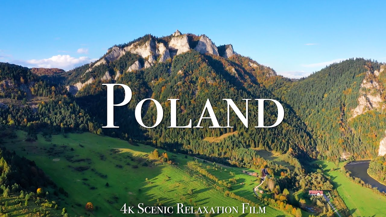 Poland 4K - Scenic Relaxation Film With Calming Music