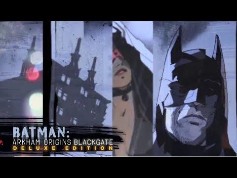 Batman™: Arkham Origins Blackgate - Deluxe Edition |