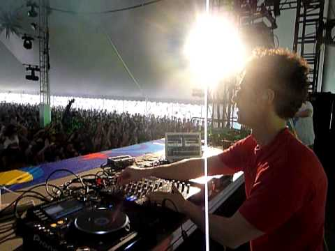 Josh Wink at Ultra 2010 - Higher State of Consciousness