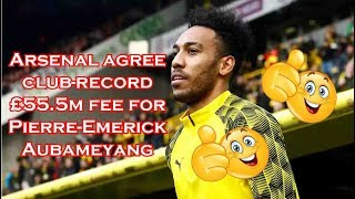 Why people love aubameyang goals - pierre emerick aubameyang