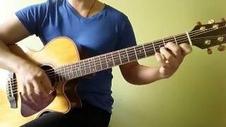 Thinking Out Loud - Ed Sheeran - Easy Guitar Tutorial (No Capo)