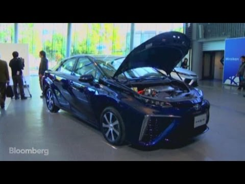 Can Toyota's Hydrogen-Powered Vehicle Go the Distance?