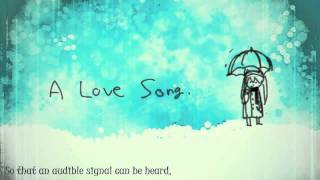Hatsune Miku - A Love Song (It