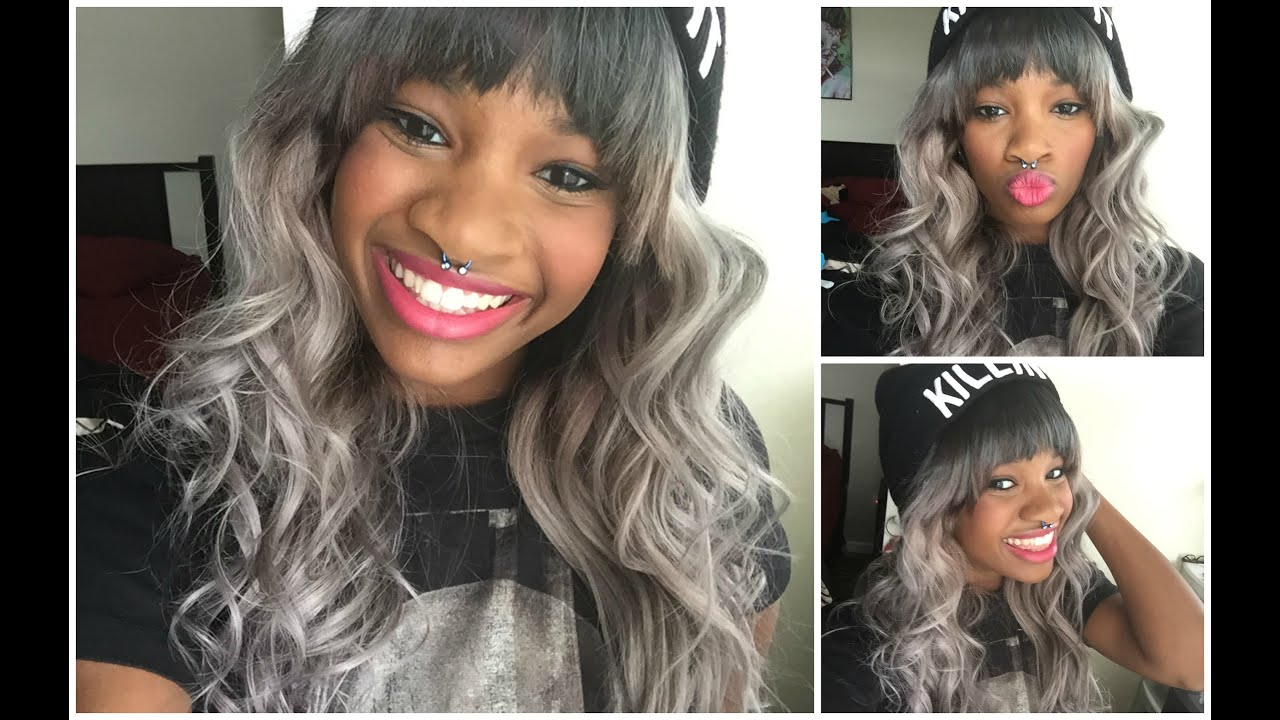 Roux Rinse For Gray Hair Hairstyle Inspirations 2018