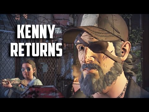 The Walking Dead: A New Frontier - KENNY RETURNS AS THE LEADER OF NEW FRONTIER (Model Swap)✔ |