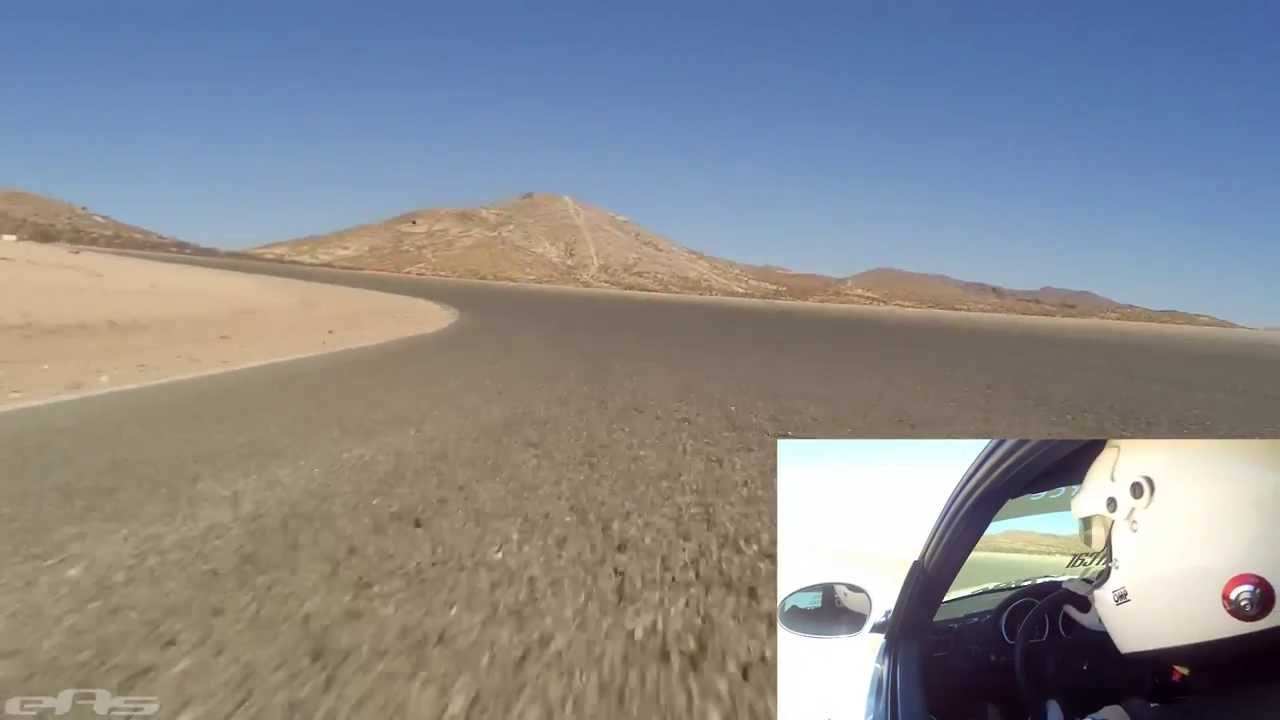 ESS VT2-525 Supercharged Z4M at Streets of Willow Springs (Onboard Video)