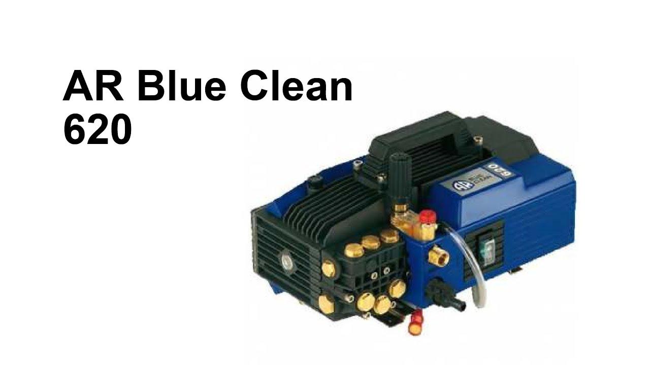 AR Blue Clean AR620 Blue Clean Prosumer 1900 PSI Hand Carry Electric Pressure Wa