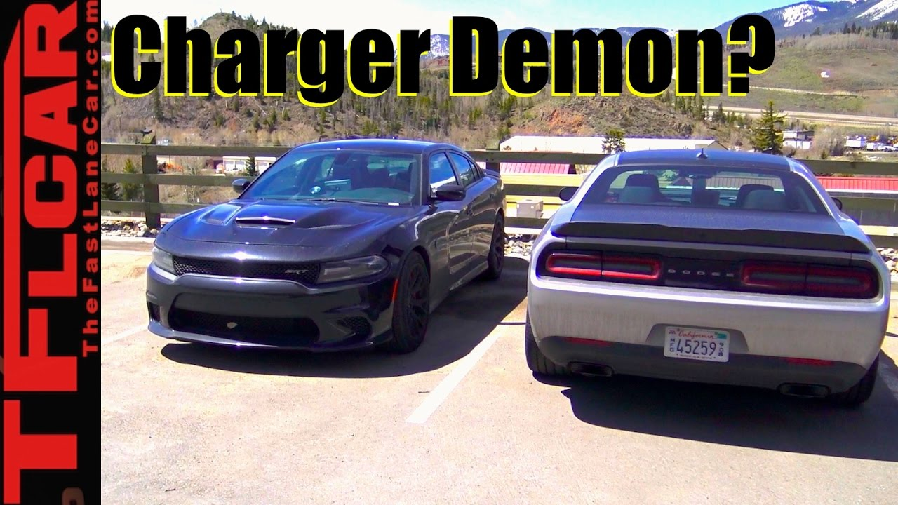 Dodge Charger Demon >> Is Dodge Testing A New Charger Demon Youtube