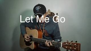 Let me go - Hailee Steinfeld, Alesso (Free Tabs) Fingerstyle Guitar