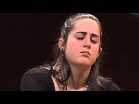 Leonora Armellini – Mazurka in B minor, Op. 33 No. 4 (second stage, 2010)