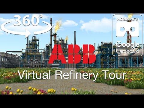 ABB Refinery Tour