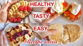 Click here if you want to know more who said healthy eating was boring ? i share with in this video my 4 favorite breakfast recipes of all times ! which ...