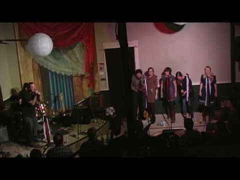 Bruce Peninsula - Crabapples (live) @ Neat Coffee Shop, Burnstown, ON - Oct 17, '09
