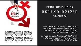 הגלולה האדומה  - קדימון מורחב לסרט התיעודי על התנועה לזכויות גברים