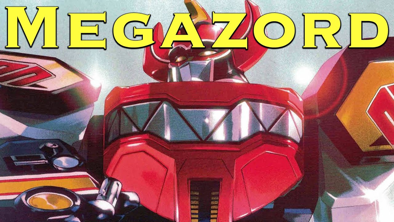 We need MEGAZORD Power, now! [UNBOXING]