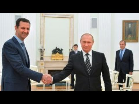 Sebastian Gorka on why regime change is not Trump's goal in Syria