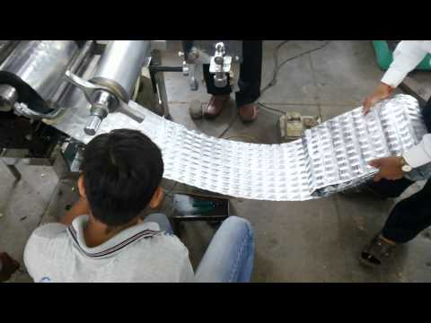 Tablet Capsule Strip Packing