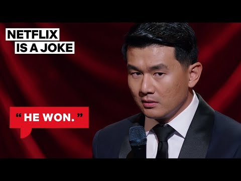 Ronny Chieng Saw A Man Fight A NYC Subway Train | Netflix Is A Joke