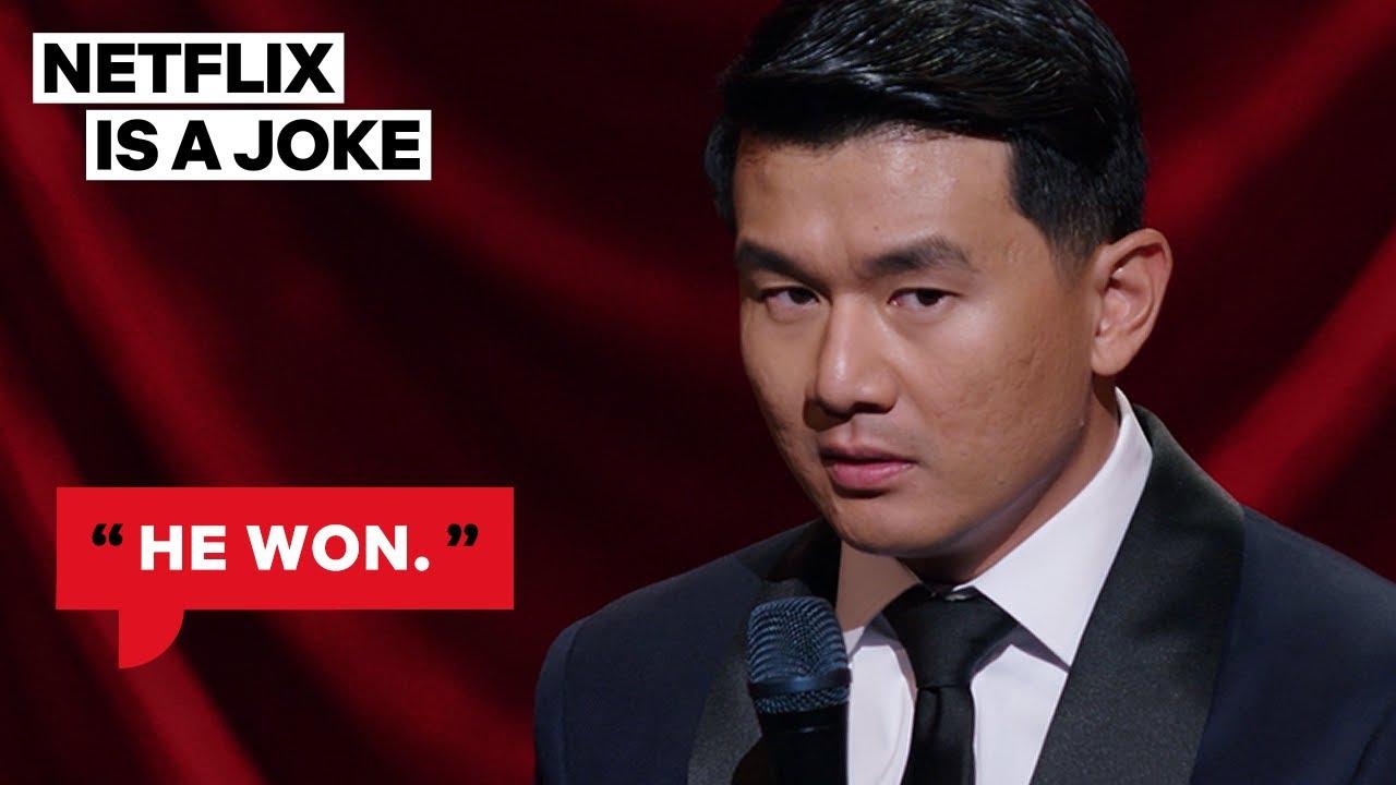 Ronny Chieng Saw A Man Fight A NYC Subway Train | Netflix Is A Joke
