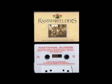 Rastafari Elders - Full Album Cassette Rip - 1990