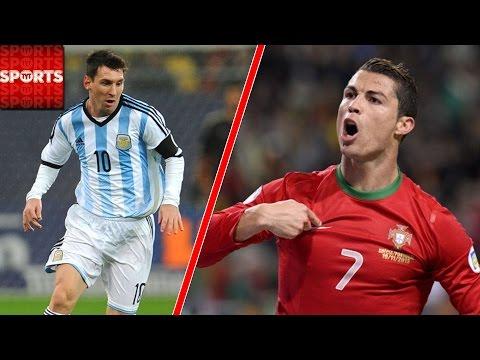 Messi Hazard And Aguero Vs Ronaldo Himovic And Costa Who Wins Tall Vs Short